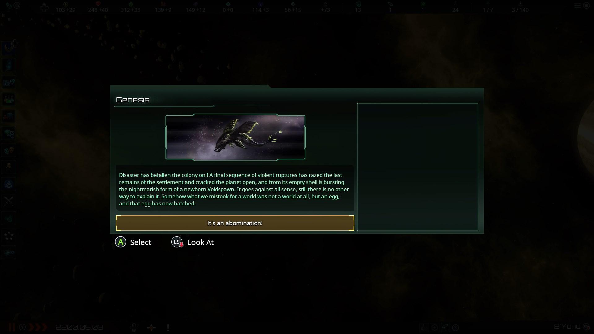 Скриншот №10 к Stellaris Distant Stars Story Pack