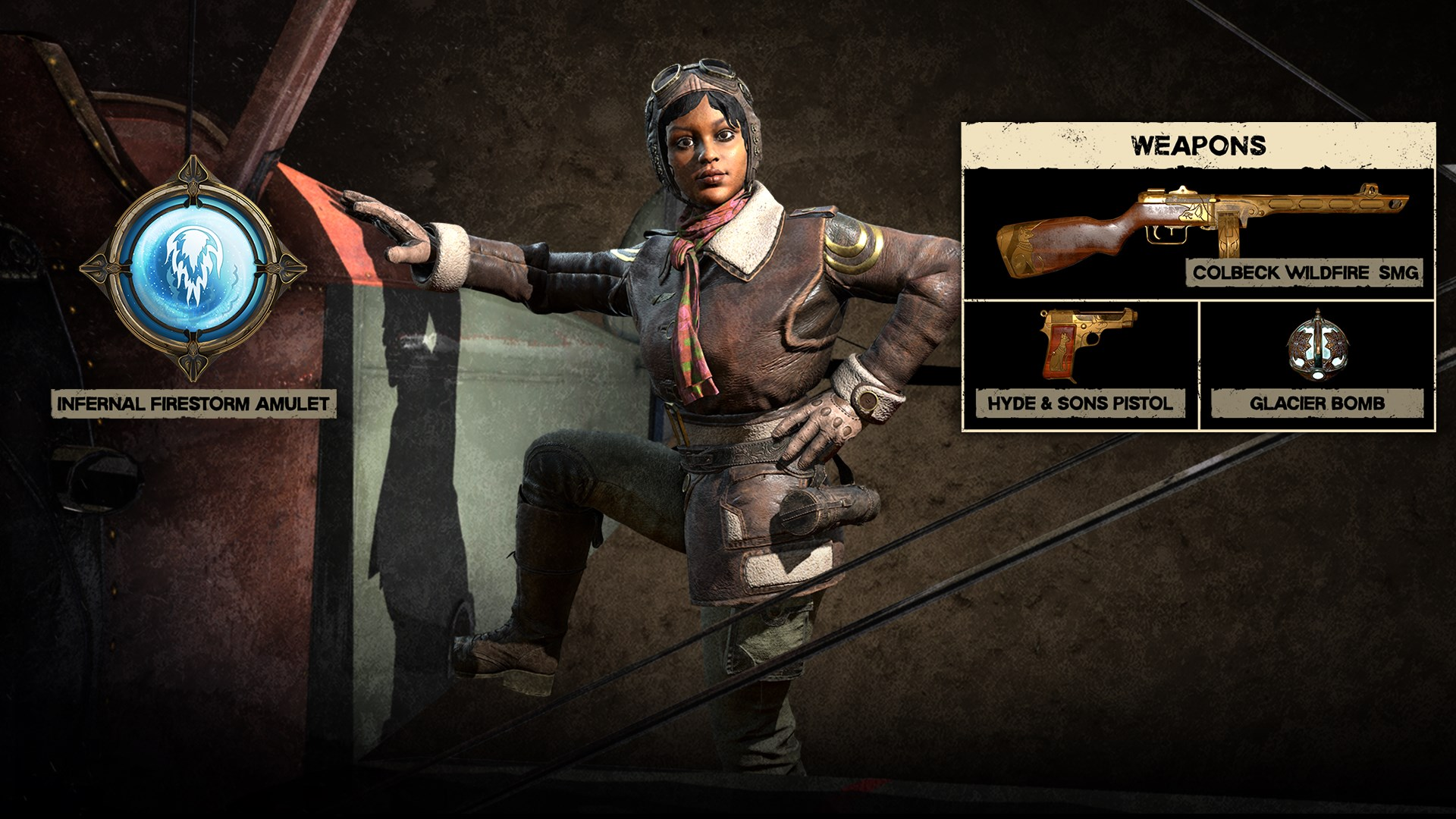 Strange Brigade - American Aviatrix Character Expansion Pack