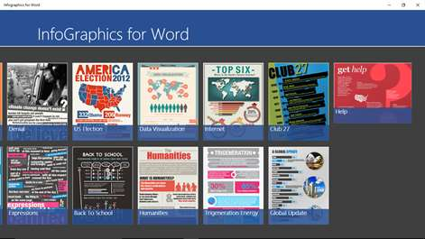 Infographics for Word – Windows Apps on Microsoft Store