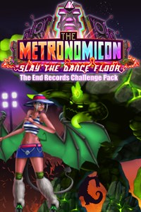 Carátula del juego The Metronomicon - The End Records Challenge Pack