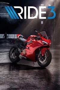 Carátula del juego RIDE 3