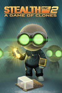 Carátula del juego Stealth Inc. 2: A Game of Clones