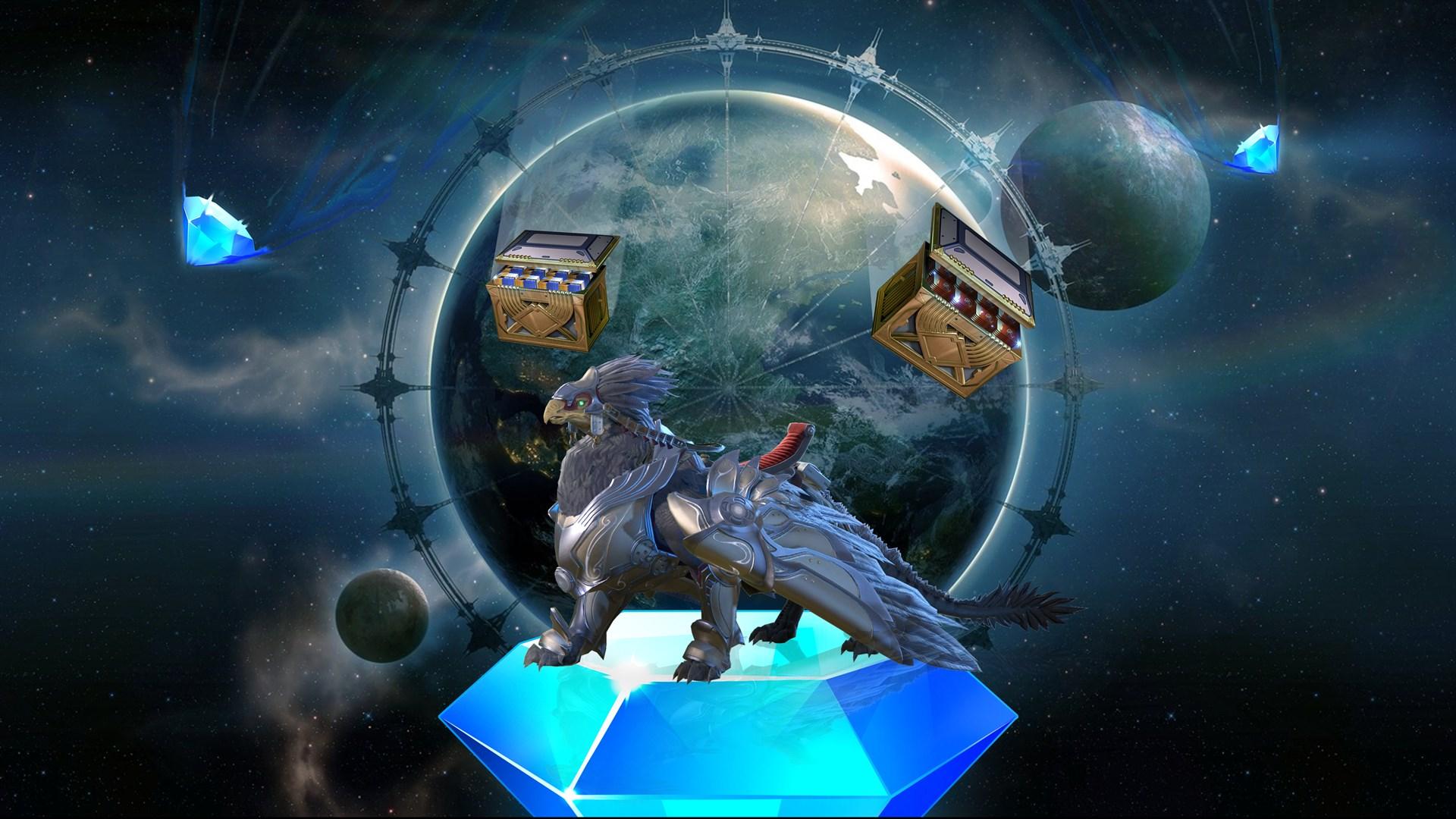 Skyforge: Стартовый набор 3.0