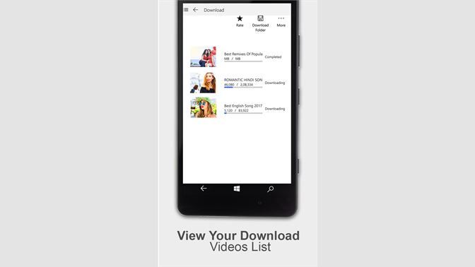 Get Video & Mp3 Music Downloader for Youtube Videos