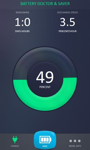 Battery Doctor – Battery Life Saver Screenshot