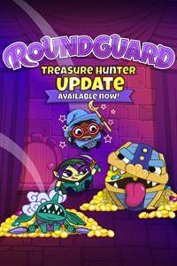 Carátula para el juego Roundguard de Xbox 360