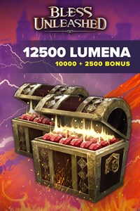 Bless Unleashed: 10.000 Lumenas + 25% (2.500) de bônus