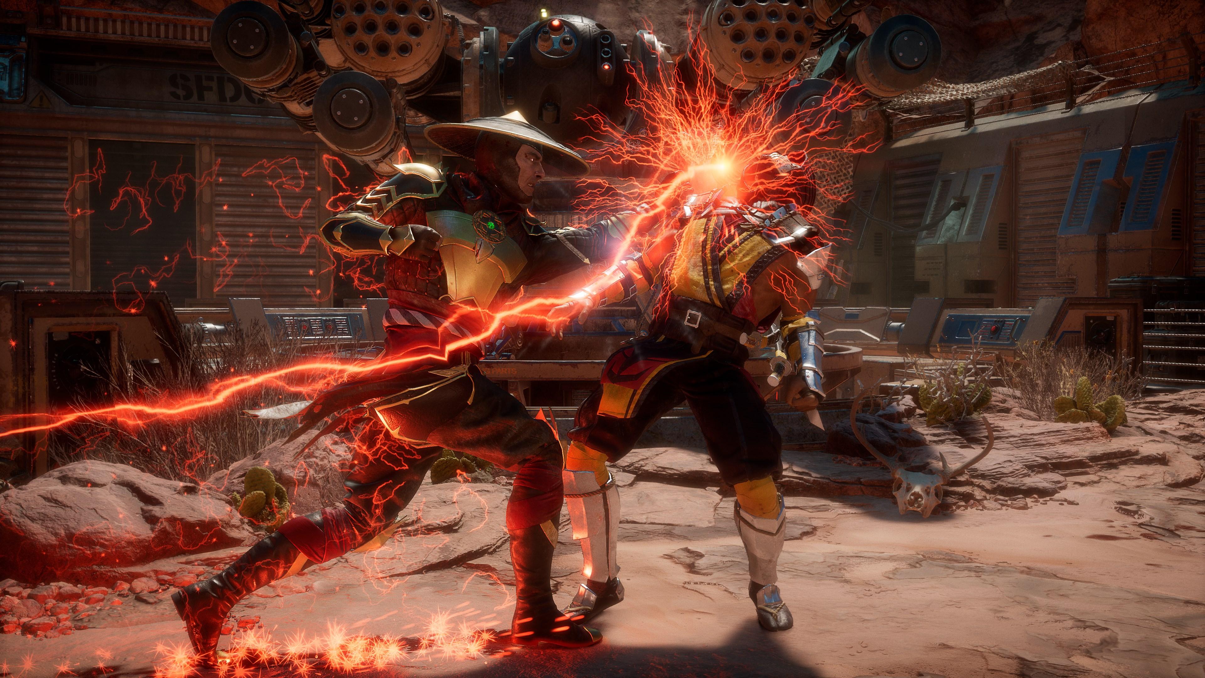 Скриншот №14 к Mortal Kombat 11