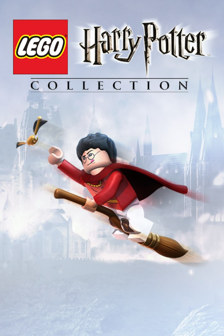 Buy LEGO® Harry Potter™ Collection - Microsoft Store
