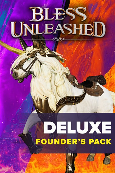 Bless Unleashed: Deluxe Founder's Pack