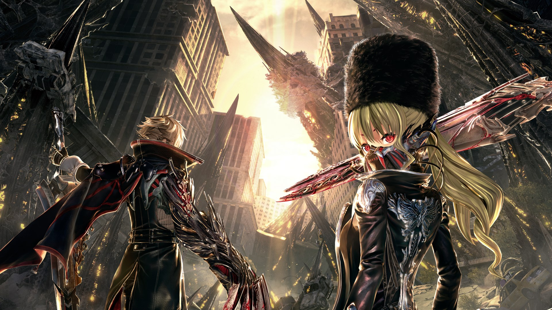 Get CODE VEIN Trial Edition - Microsoft Store