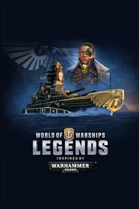 World of Warships: Legends – Pelo Imperador!