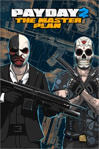 PAYDAY 2: CRIMEWAVE EDITION - The Master Plan