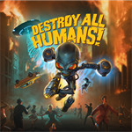 Destroy All Humans! Logo