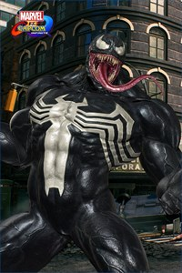 Carátula del juego Marvel vs. Capcom: Infinite - Venom