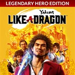 Yakuza: Like a Dragon Legendary Hero Edition Logo
