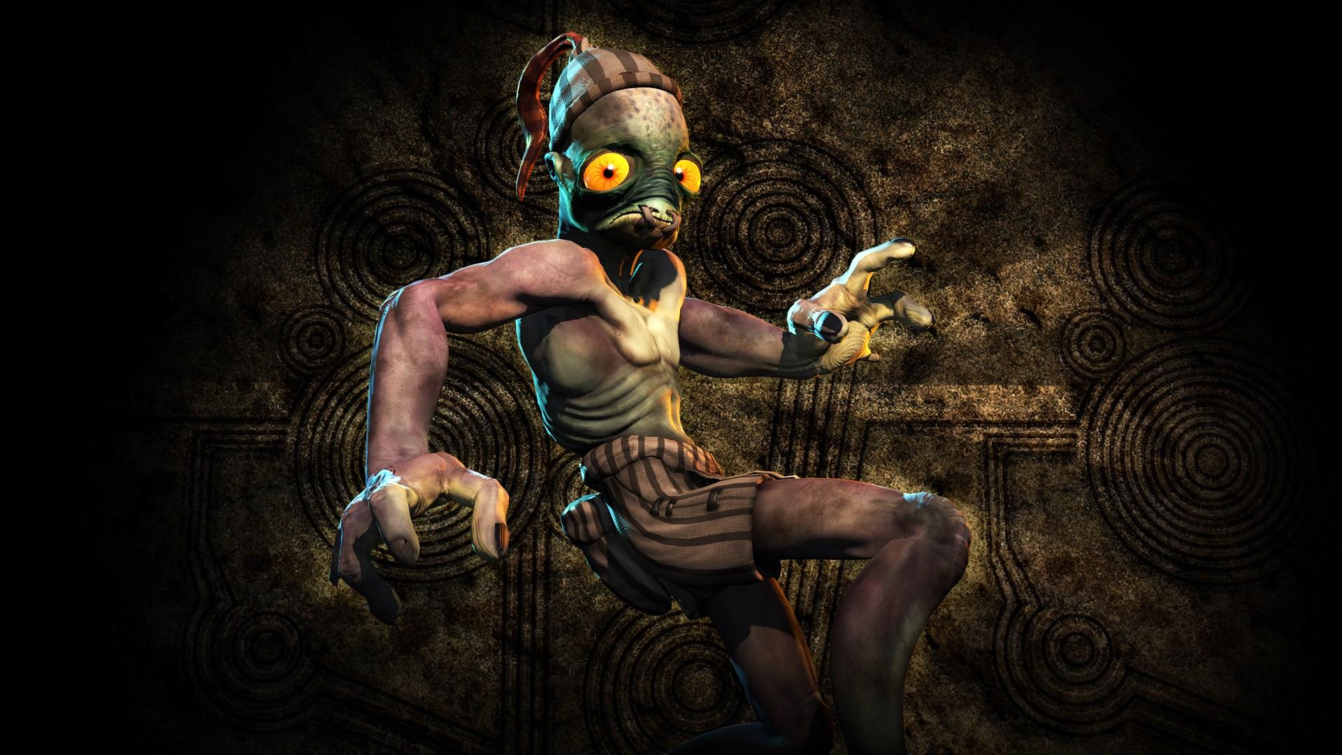 Oddworld: New 'n' Tasty - Scrub Abe Costume DLC
