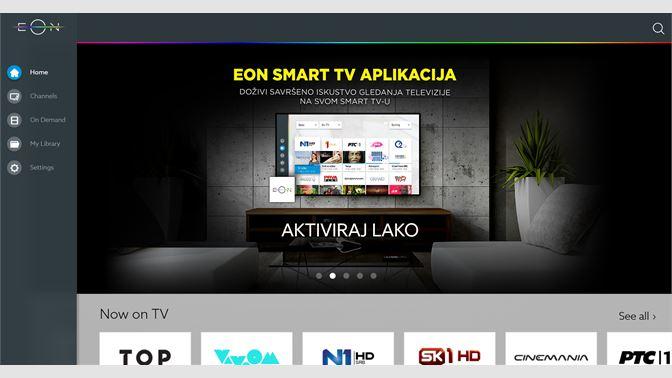 Get EON TV BETA - Microsoft Store en-GB
