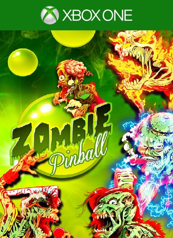 Zombie Pinball boxshot