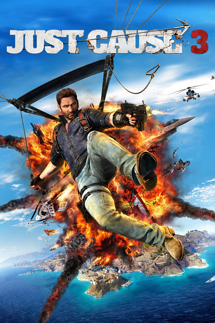 Buy Just Cause 3 - Microsoft Store