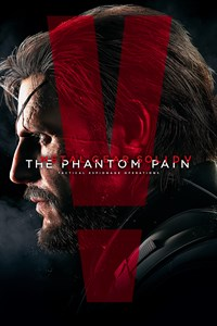 Carátula del juego METAL GEAR SOLID V: THE PHANTOM PAIN