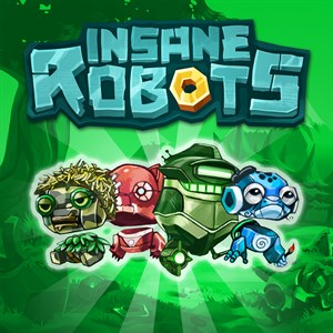 Insane Robots - Robot Pack 4 Xbox One