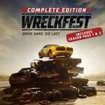Wreckfest Complete Edition Logo