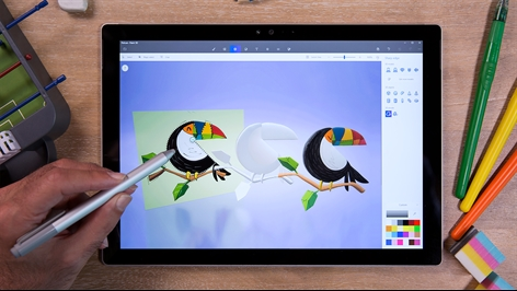 Paint 3D Screenshot