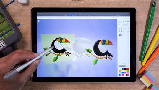 Paint 3D screenshot 3
