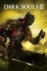 Carátula para el juego DARK SOULS III de Xbox 360