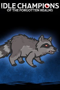 Carátula del juego Raccoon Familiar Pack