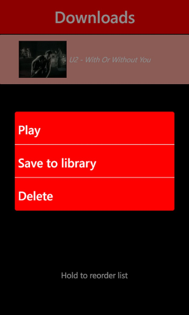 Video Music Player for YouTube Pro