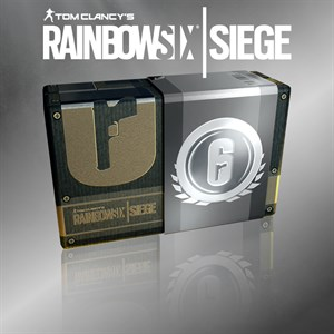 TOM CLANCY'S RAINBOW SIX® SIEGE: 1200 R6 KREDİSİ Xbox One