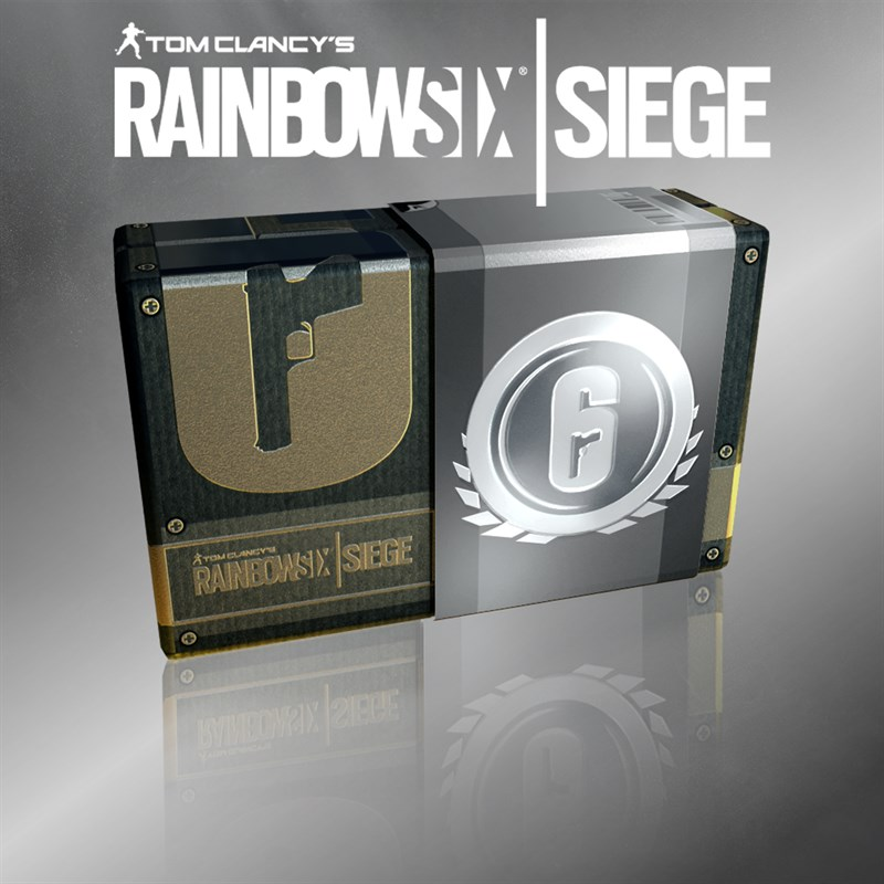 TOM CLANCY'S RAINBOW SIX® SIEGE: 1200 CRÉDITOS R6