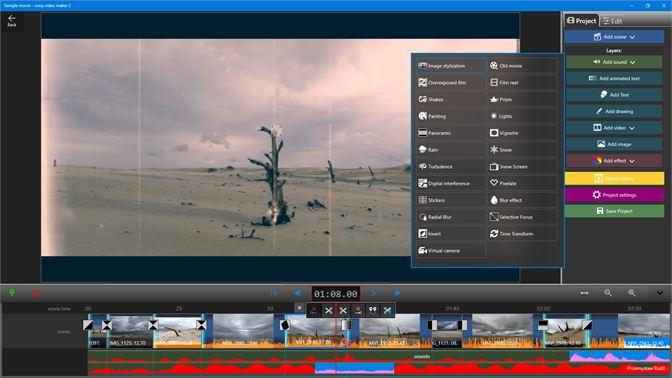 Get crazy video maker 2 - video editor & movie maker