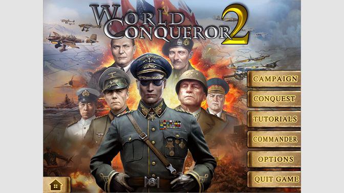 Get World Conqueror 2 - Microsoft Store