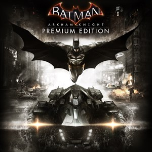 Batman: Arkham Knight - Édition premium Xbox One