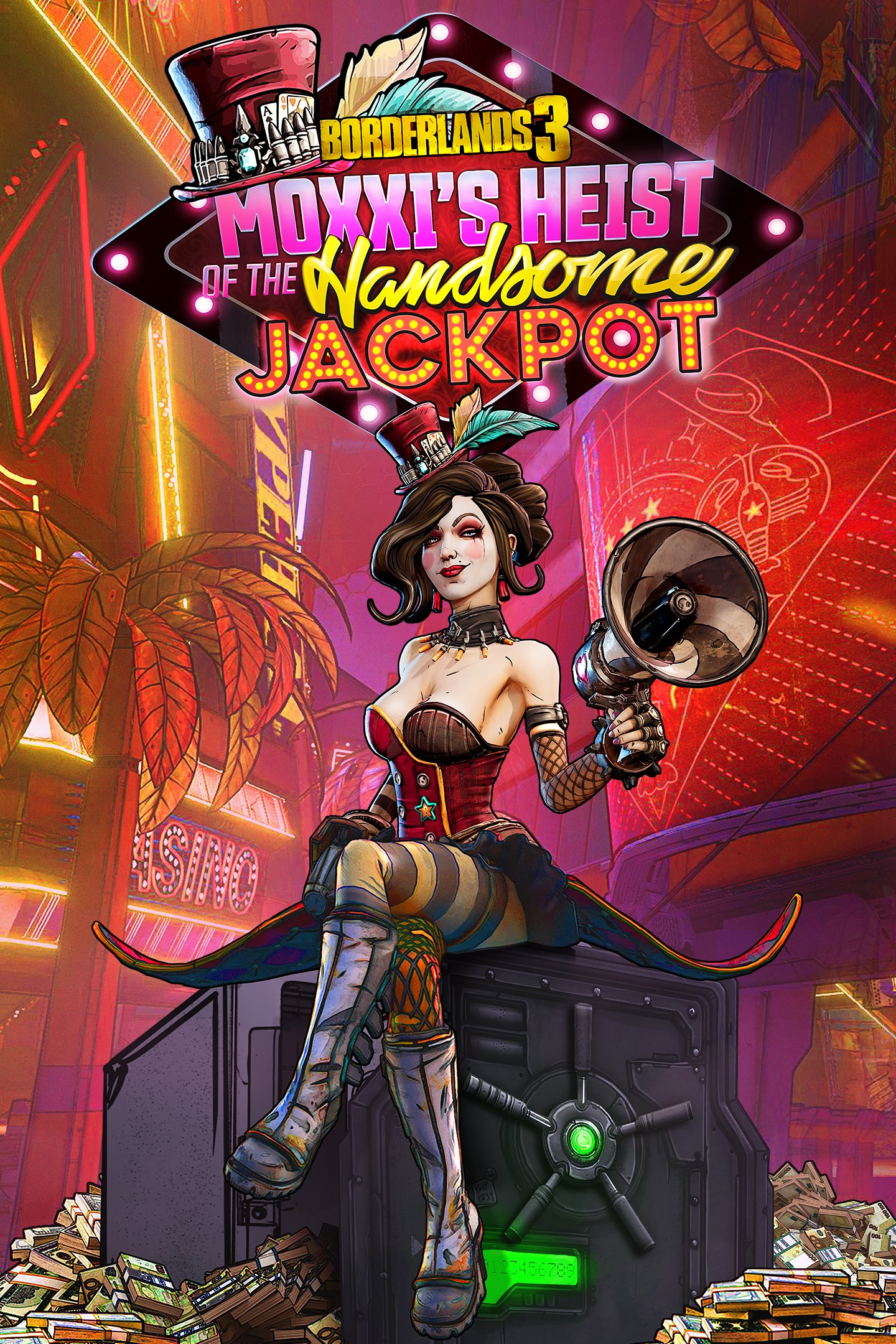 Buy Moxxi S Heist Of The Handsome Jackpot Microsoft Store