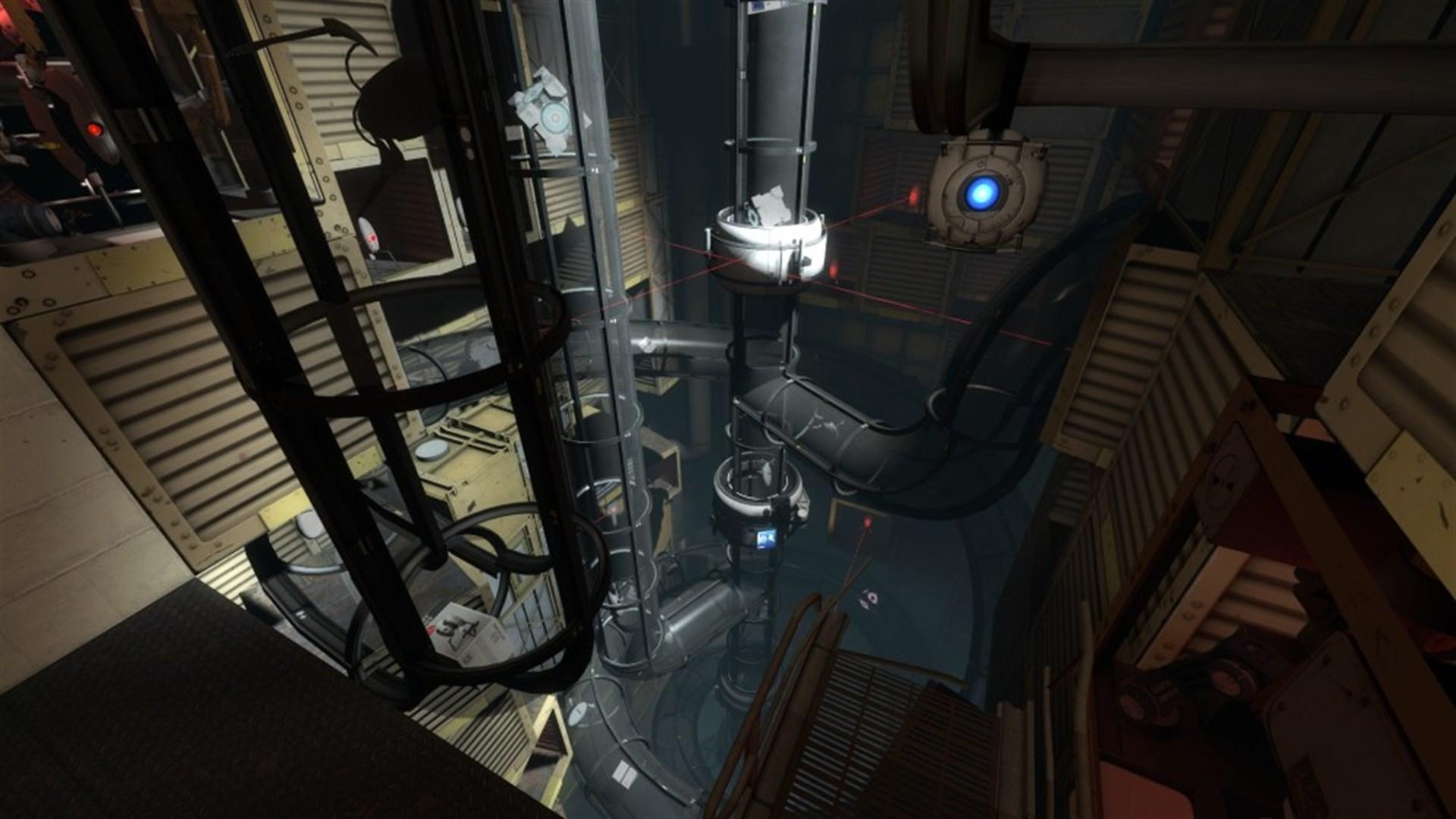 Скриншот №1 к Portal 2