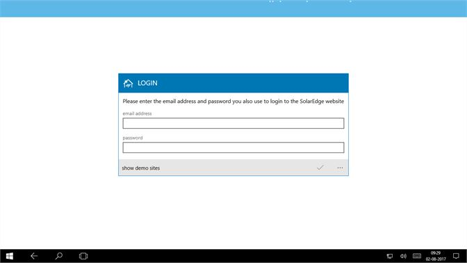 Get Solar Panel Monitor for SolarEdge - Microsoft Store en-SA
