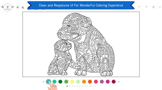 Coloring Books For Adults And Kids AntiStress Relaxing