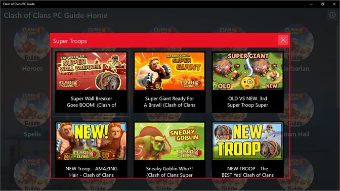 Buy Clash Of Clans Pc Guide Microsoft Store