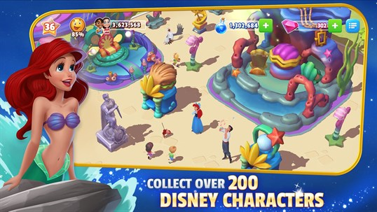 Disney Magic Kingdoms: Build Your Own Magical Park screenshot