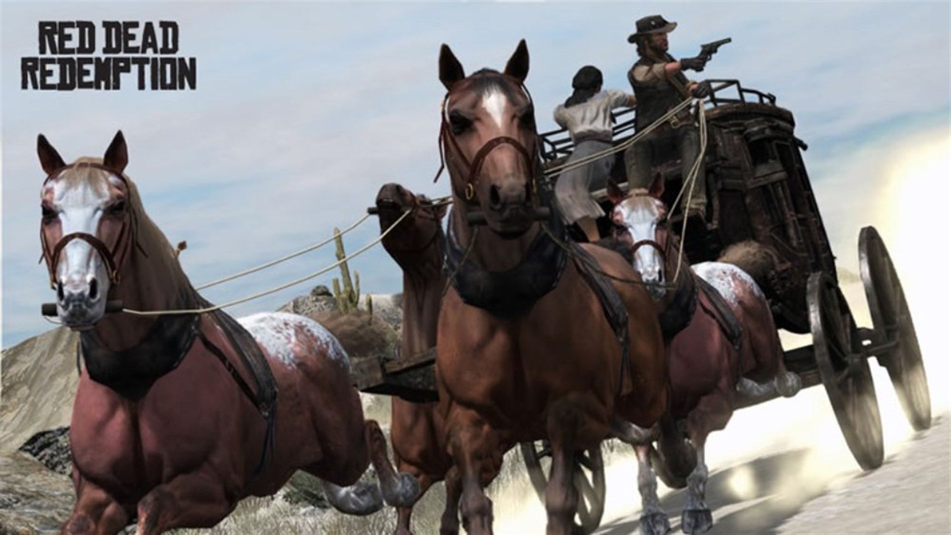 Скриншот №12 к Red Dead Redemption