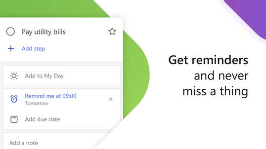 Microsoft To-Do: List, Task & Reminder screenshot 2