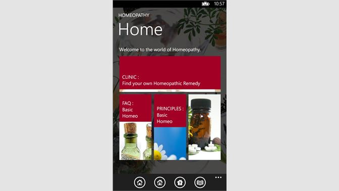 radar 10 homeopathic software for android