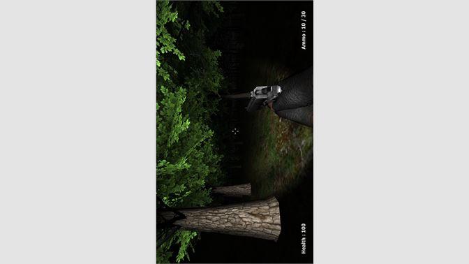 Get Slenderman Must Die: Silent Forest - Microsoft Store