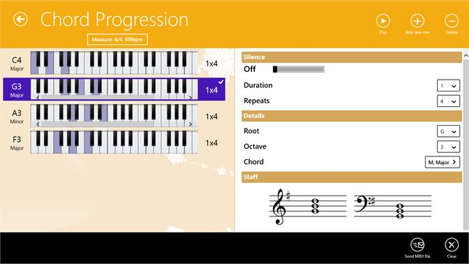 Get Piano Companion: chords, scales, circle of fifths