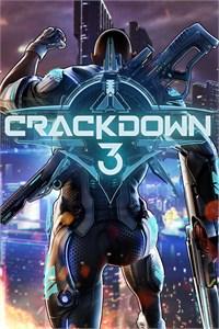 Carátula para el juego Crackdown 3 de Xbox 360