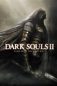 Carátula del juego DARK SOULS II: Scholar of the First Sin